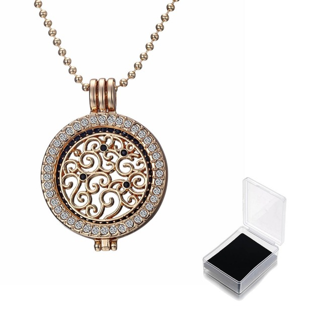 Colorful my coin crystal pendant necklace for women mi moneda holder colorful my coin crystal pendant necklace for women mi moneda holder locket jewelry gold color 80cm aloadofball Gallery