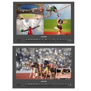 "Image 4 - ליליפוט BM150 4KS חדש 15.6 ""3840x2160 4x4K HDMI 3G SDI ובהחוצה שידור מנהל צג עם HDR, 3D LUT, מרחב צבע"