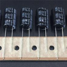 100 pces 22 uf 160 v suncon (sanyo) faz série 10x16mm 160v22uf baixa impedância alumínio capacitor eletrolítico