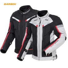 Winter Reflective Motorcycle Jackets Waterproof Windproof Moto Coat Riding Racing Motocross Clothing Protective Gear Set Armor цена и фото