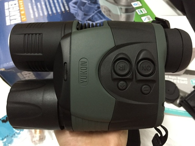 Original yukon 28045 digital night vision ranger lt 6 5x42 jagd