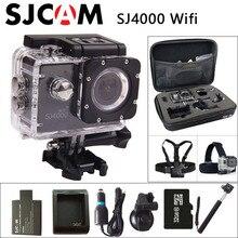 ต้นฉบับSJCAM SJ4000กล้อง2.0นิ้วกีฬาDVจอแอลซีดีหน้าจอ1080จุดHDดำน้ำ30เมตรกันน้ำกล้องmini SJ 4000เวบแคม