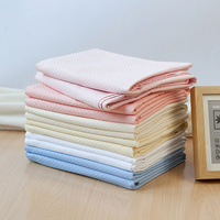 Cotton jacquard sheets white
