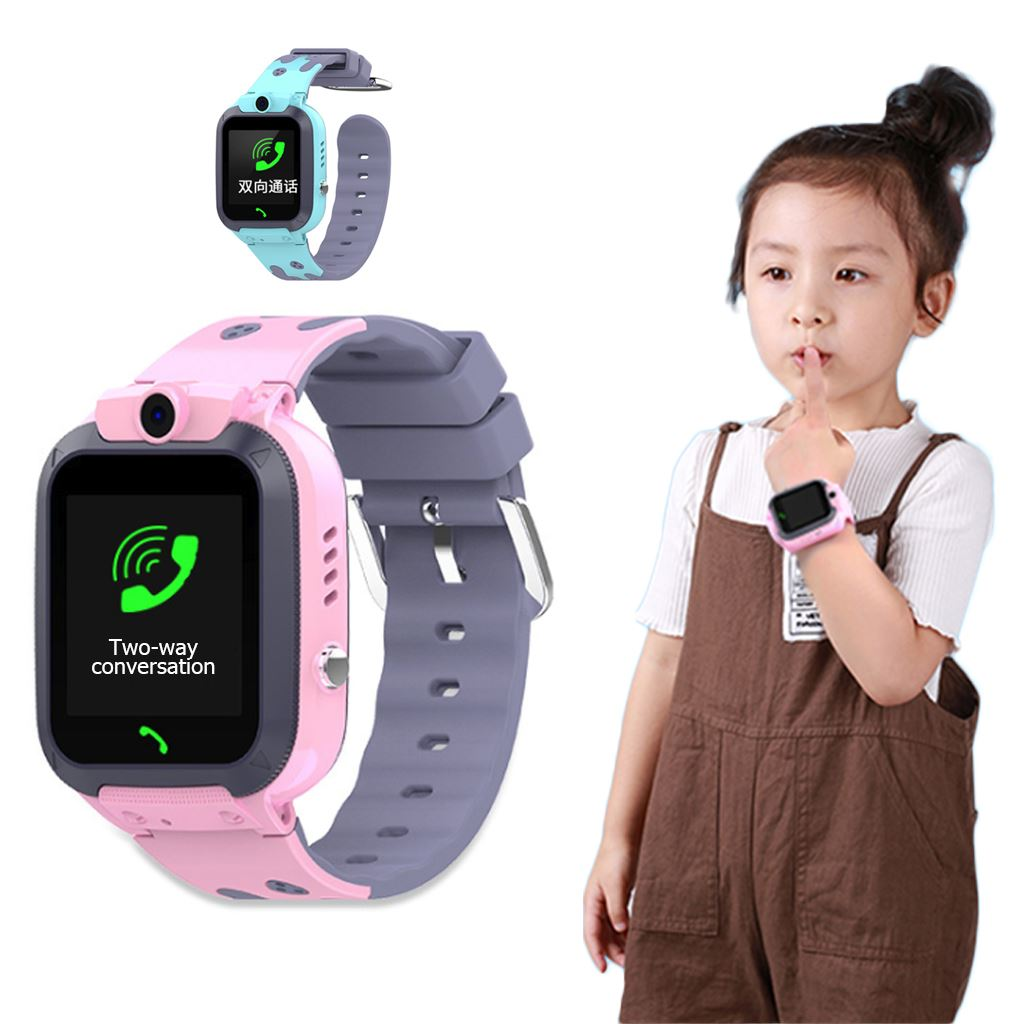 DS59 Children'S Smart Phone Watch Waterproof LBS Positioning Touch Screen Anti Lost Primary School Student Smart Watch-in Smart Watches from Consumer Electronics