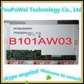 10.1 pulgadas lcd de matriz ltn101nt02 ltn101nt06 b101aw03 v.0 hsd101pfw2 lp101wsa tl a1 m101nwt2 r2 para samsung pantalla del portátil