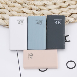 4B Super Mini Small Drawing Writing Cleaner Art Rubbers Children Student School Supplies Stationery Pencils Eraser High Quality