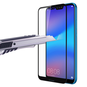 Image 4 - 9H Protective Glass For Huawei P40 P30 P20 Lite Pro Screen Protector Film For Huawei P20 Pro P 20 P20 Lite Tempered Glass HD