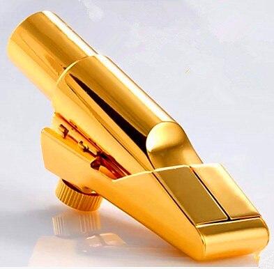 ФОТО NEW YAS E flat Alto / Tenor B flat tenor sax metal mouthpiece mouthpiece whistle head free shipping