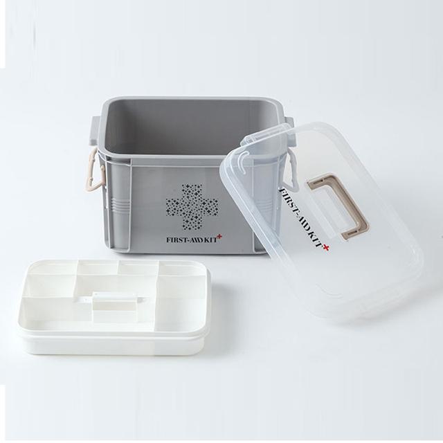 First Aid Kit Organizer