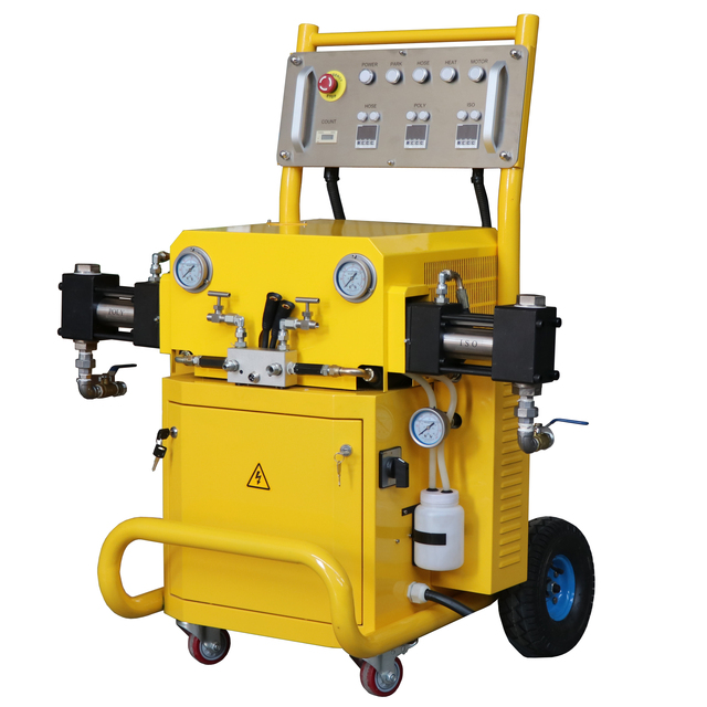 380V/220V polyurethane spray coating machine two Component hydraulic model