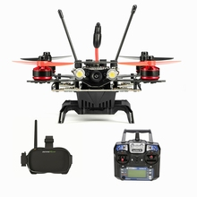 Eachine Assassin 180 FPV w/Eachine VR-007 HD Gafas I6 Transmisor Construido En OSD GPS NAZE32 RTF RC Multicopter de RC Quadcopter
