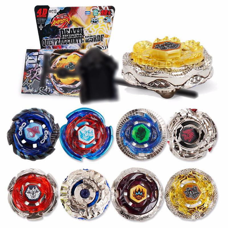 4D Top Beyblade burst Toupie Beyblade Metal Fusion bayblade Spinning Top bey blade Launcher Beyblade Toys For Children Boys Toy цена
