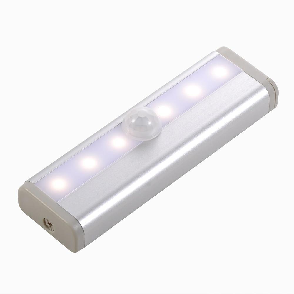 GO OCEAN Under Cabinet Lights Night Light Toliet Motion Sensor Magnetic Strip LED Closet Lights Cabinet Light Battery Night Lamp (18)
