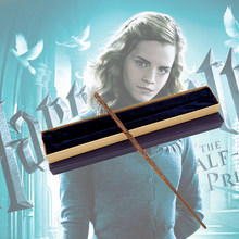 Magic Wand Harri Hermione Wand okes Pussy Paw COS Lord Voldemort Varita Funny Fantastic Beasts Mystery Box Magic Tricks Kids Toy(China)
