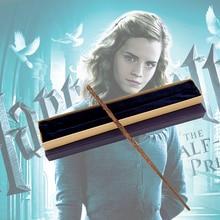 Varita de magia de Hermione para niños, okes, Canina, Voldemort, Varita de magia, Varita de Hermione, caja de misterio, juguetes para niños