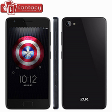 "Original Lenovo ZUK Z2 Snapdragon 820 Mobile Phones Fingerprint ID 4GB 64GB RAM FDD LTE 4G 5.0"" 1920x1080P 13.0MP Android 6.0"