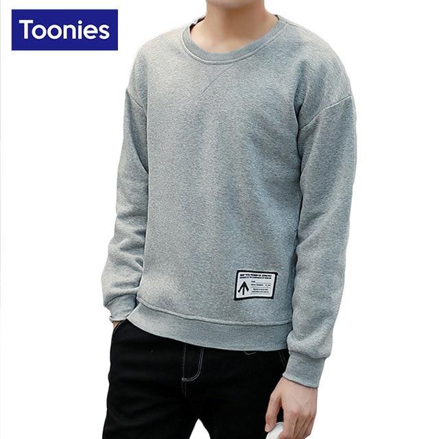 2017 Spring New Fashion Oversized Warm Hoodie Men Pullover Sweatshirt Hoodies Brand Clothing Sudadera Hombre 8 Colors Moleton