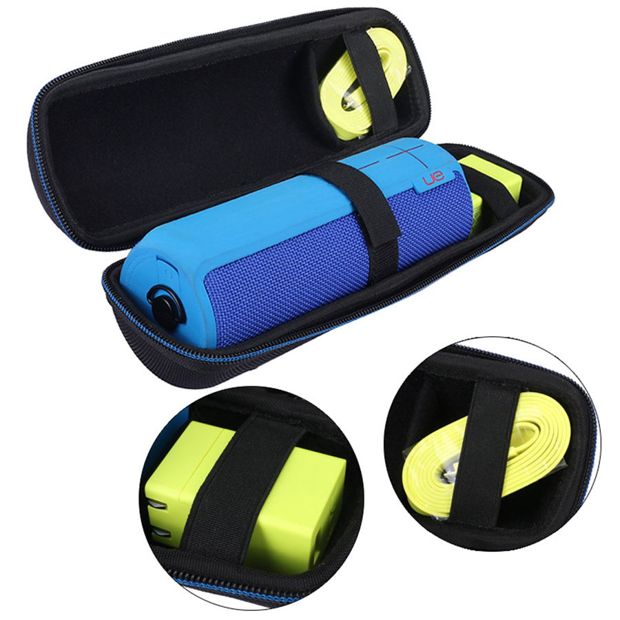 New Pouch Bag Travel Carry Protection Portable Sleeve Protective Cover Case For UE BOOM1/2 Megaboom Wireless Bluetooth Speaker