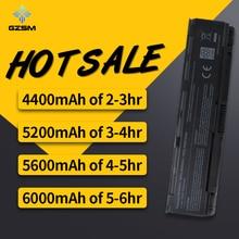 6cells battery for Satellite L800 L800D L805 L805D L830 L830D L835 L835D L840 L840D L845 L845D L850 L850D PA5024 bateria akku