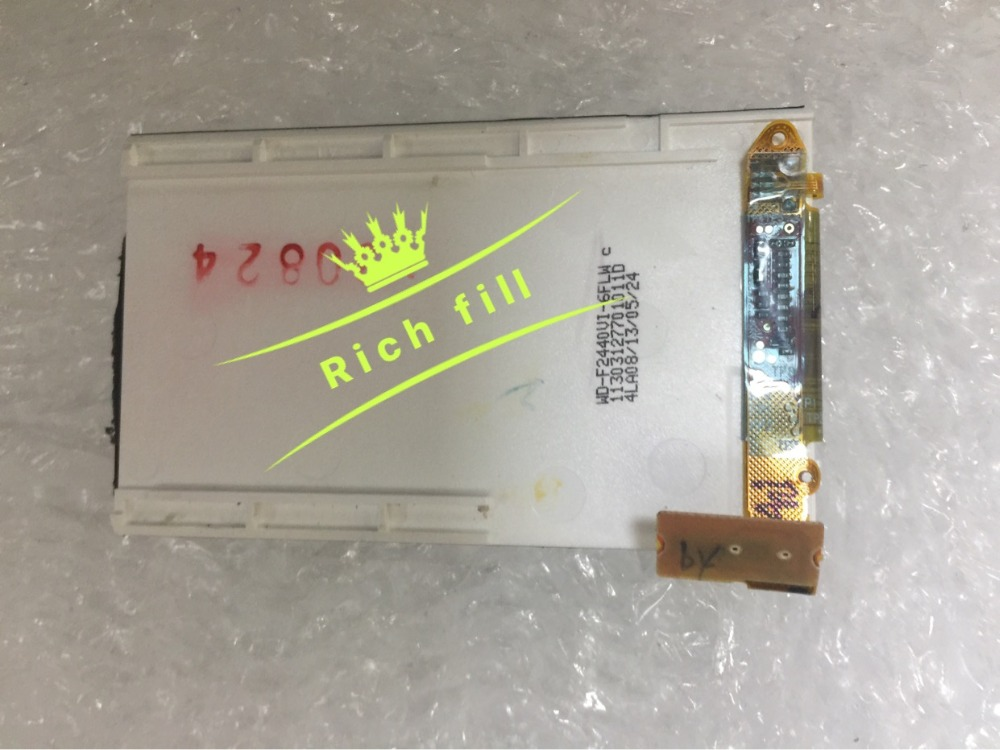 New LCD for Garmin Oregon 600 WD-F2440VI-6FLW 650 650t