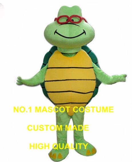 Забавный костюм талисмана черепахи оптовая продажа ростовой костюм мультяшный черепаха костюм аниме для косплея костюмы Карнавальная фан...
