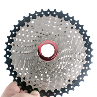 MTB 11 Speed Freewheel Cassette 11 42T 11S 22S Mountain Bike Bicycle Parts Compatible For Shimano M7000 M8000 M9000 XT SLX XTR|Bicycle Freewheel|   -