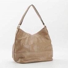 Frauen handtaschen Schulter mode top-griff taschen Aus Echtem Leder Eimer Tasche Luxus Designer Freizeit Tasche Tote bolsa feminina