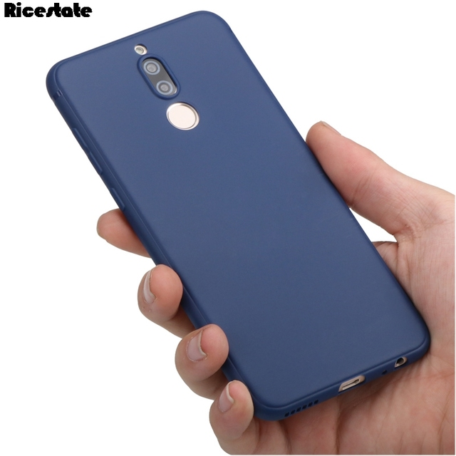 cheap for discount 6d163 620be US $0.92 15% OFF Luxury Original Case For Huawei Mate 10 lite /Nova 2i /  Honor 9i Cover Soft Silicone Slim Matte TPU Case For Huawei Mate 10 lite-in  ...