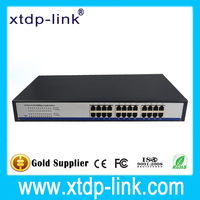 24 Port 10 100M Web Management Ethernet Switch