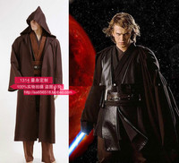 For Men Online Game Star Wars Cosplay Costumes Jedi Knights Anakin Costumes Set