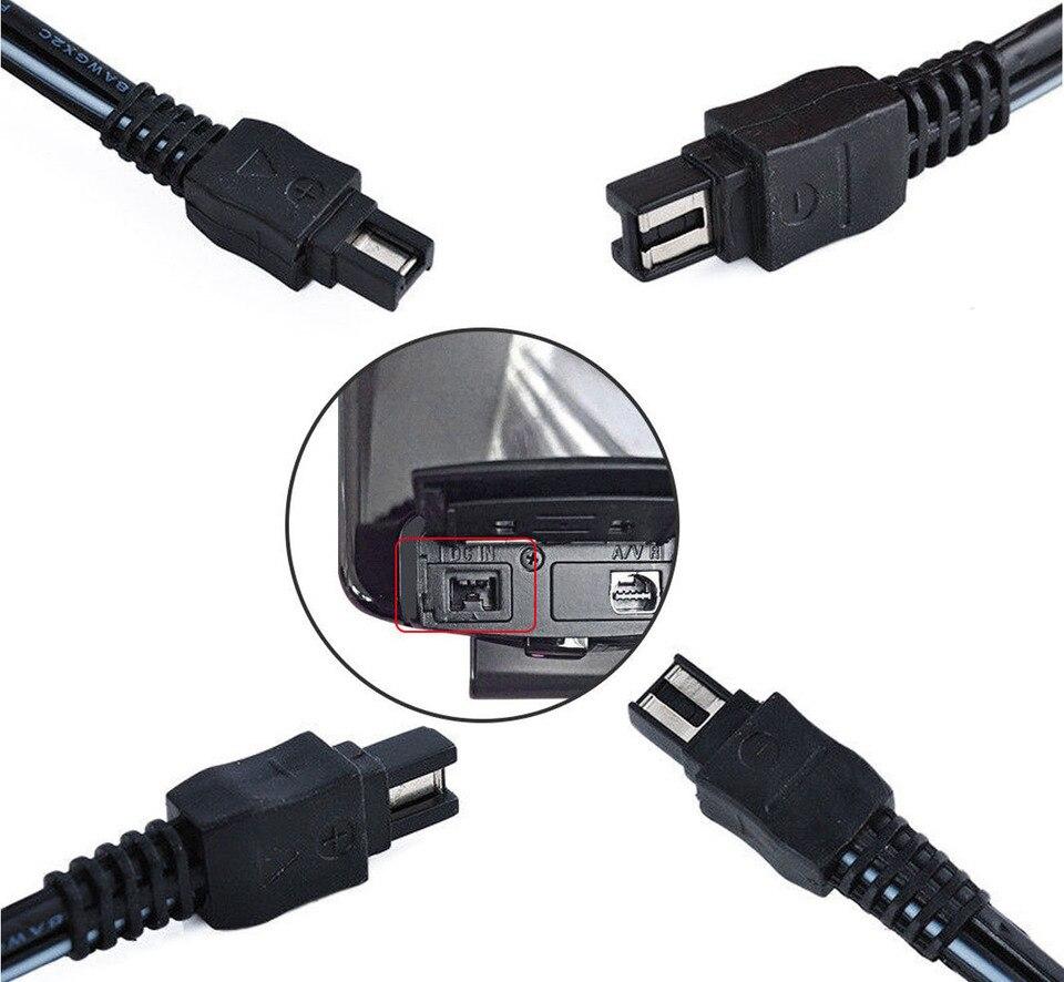 AC Power Adapter Charger for Sony DCR-HC24 DCR-HC28 Handycam Camcorder DCR-HC27 DCR-HC26