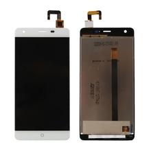Дешевые Оригинальный для Ulefone питания ЖК-дисплей Дисплей с Сенсорный экран планшета сборки 5.5 «mtk6753 Смартфон черный белый цвет; Бесплатная доставка
