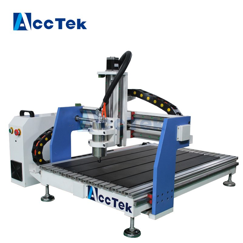 AKG6090 Small engraving machine hot sale portable cnc router mini 4040 3d laser scanner with high speed  acctek hot sale cnc router machine akg6090 6012 for wood stone metal mini cnc router engraving machine for copper