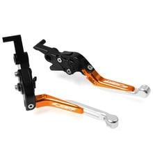 Аксессуары для мотоциклов CNC регулируемые Складные Выдвижные тормозные рычаги сцепления для Honda CBR929RR