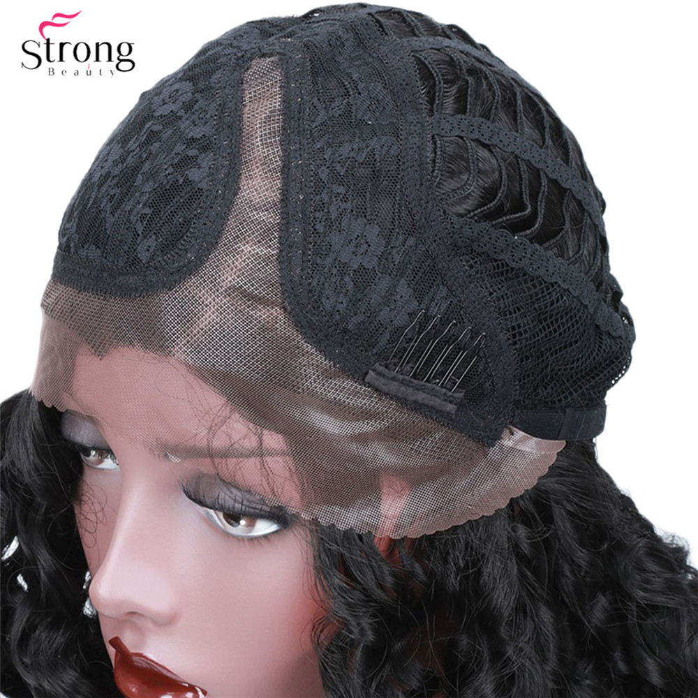 Lace Front Wig For Black Women (1)