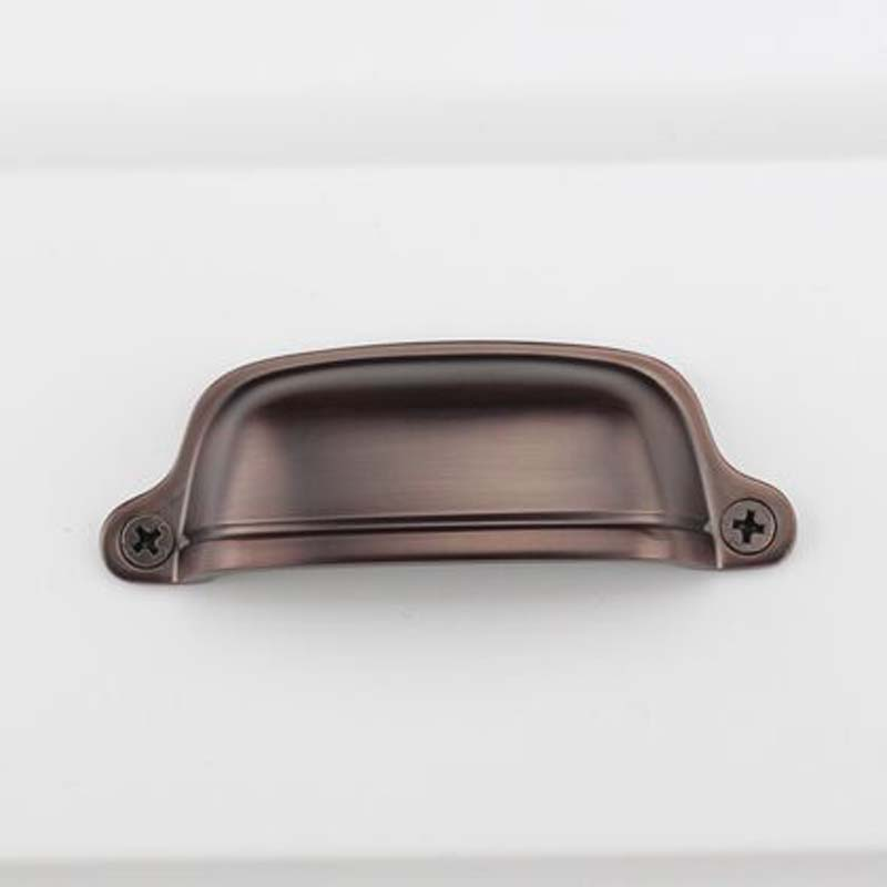 75MM unfold install vintage furniture handle red kitchen cabinet pull knob antique copper dresser cupbord handle