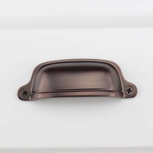 75MM unfold install vintage furniture handle red kitchen cabinet pull knob antique copper dresser cupbord  handle cap pulls