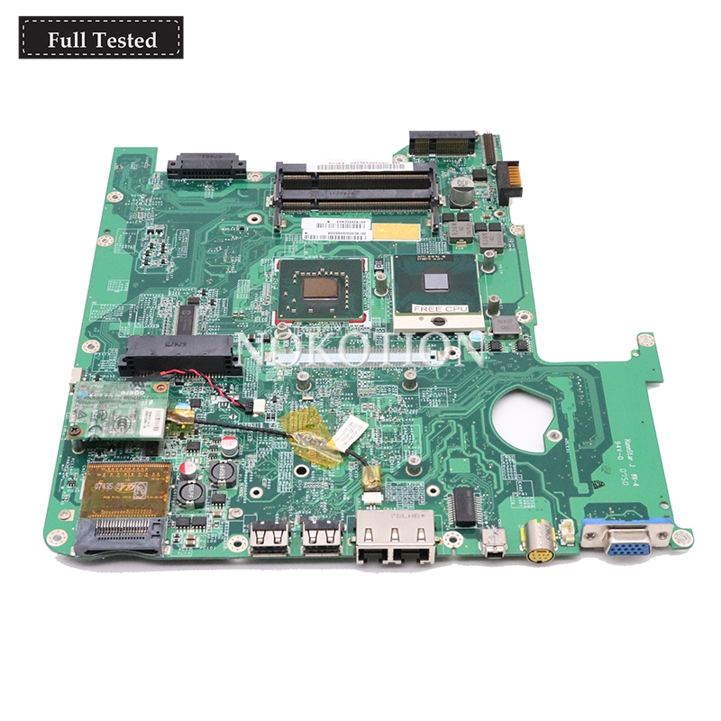 NOKOTION DA0Z01MB6F1 REV F MBAKD06001 MB.AKD06.001 For Acer Aspire 4720 4720Z Laptop Motherboard GM965 DDR2 Free CPU