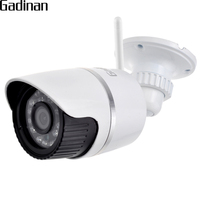 GADINAN 802 11 B G WIFI IP Camera H 264 720P 960P H 265 1080P Hi3516CV300