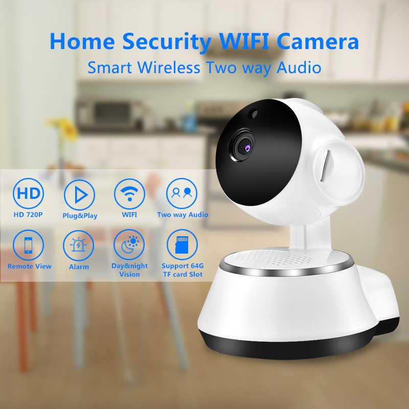 INQMEGA الذكية IP لاسلكية كاميرا أمنة للبيت WiFi كاميرا الصوت سجل مراقبة مراقبة الطفل البسيطة CCTV للرؤية الليلية Camer