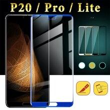 Закаленное стекло P20 Lite стекло для huawei P20 Pro защита экрана P20Lite P 20 защитная пленка защитный светильник P20Pro P2o