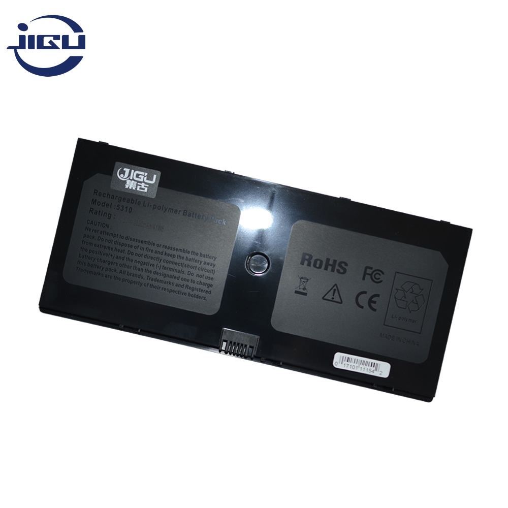 JIGU Laptop <font><b>Battery</b></font> For <font><b>HP</b></font> <font><b>ProBook</b></font> <font><b>5310m</b></font> 5320m HSTNN-DB1L HSTNN-SB0H 538693-271 580956-001 AT907AA BQ352AA FL04 image