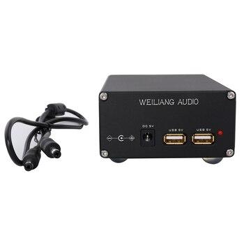 HIFI College HC306 TALEMA 5V USB 15W DC Dual Output Fever Linear