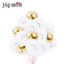 joy-enlife Large Unicorn Foil Balloons Animal Helium Ballons Globos Inflatable Classic Toy Party Decorations Kids Supplies