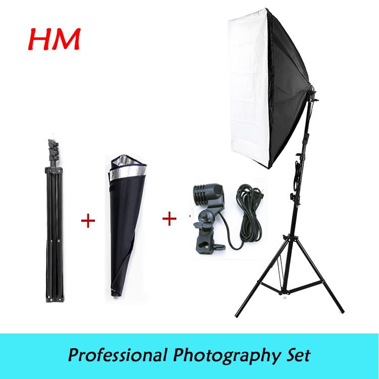 Softbox Photography Stand Stand - กล้องและภาพถ่าย