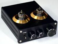 HIFI 6J1 Vakuum Rohr Vorverstärker Mit Hohen und Niedrigen Lautstärke Einstellung Pre-amp