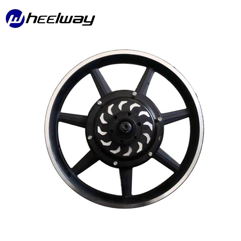 14Inch Hub Motor 24V/36V/48V 350W/500W Electric Bicycle Brushless Non Gear DC Disc Brake/Rising Brake/Drum Brake Hub Motor