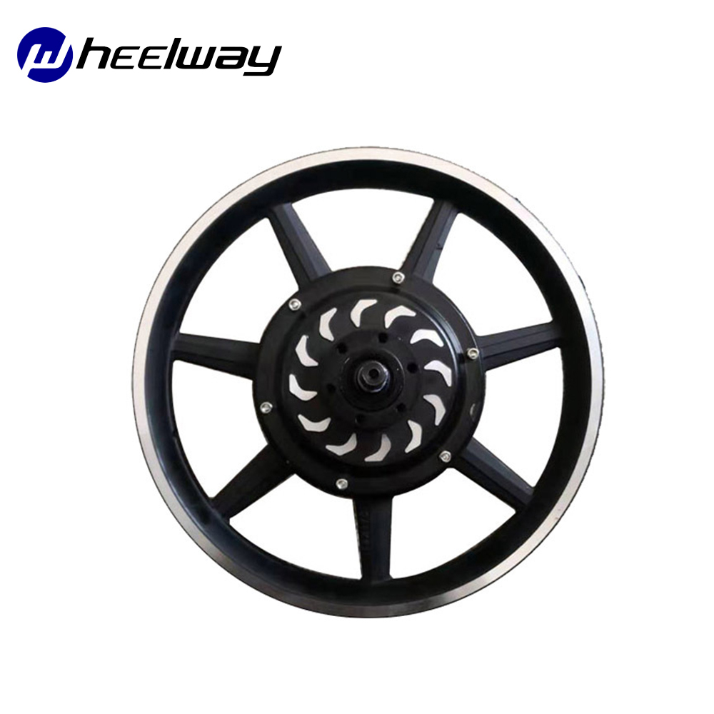 14Inch Hub <font><b>Motor</b></font> <font><b>24V</b></font>/36V/48V 350W/<font><b>500W</b></font> Electric Bicycle Brushless Non Gear <font><b>DC</b></font> Disc Brake/Rising Brake/Drum Brake Hub <font><b>Motor</b></font> image