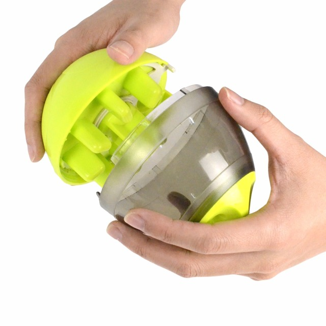 Pet Dog Toys Tumbler Leakage Ball Dog Bite Toy Removable Dogs Leakage Dispenser Chewing Products for Medium and Large Dogs 2
