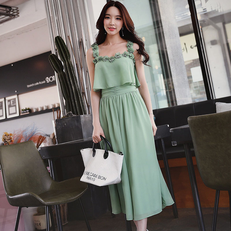 original 2017 playsuits summer fashion sleeveless slim waist sexy lady flower boot cut jumpsuits women wholesale